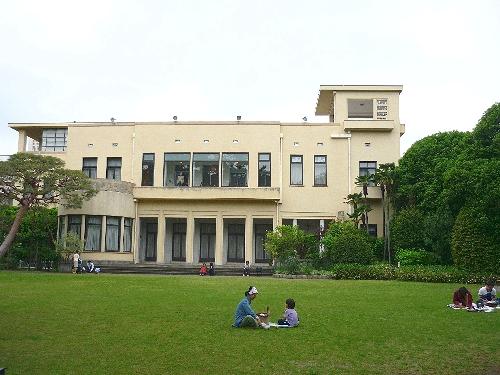 白金 東京都庭園美術館 と Cafe 茶洒 kanetanaka。。。.゚。*・。♡_a0053662_1346231.jpg