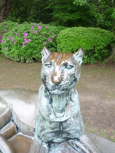 白金 東京都庭園美術館 と Cafe 茶洒 kanetanaka。。。.゚。*・。♡_a0053662_13563739.jpg
