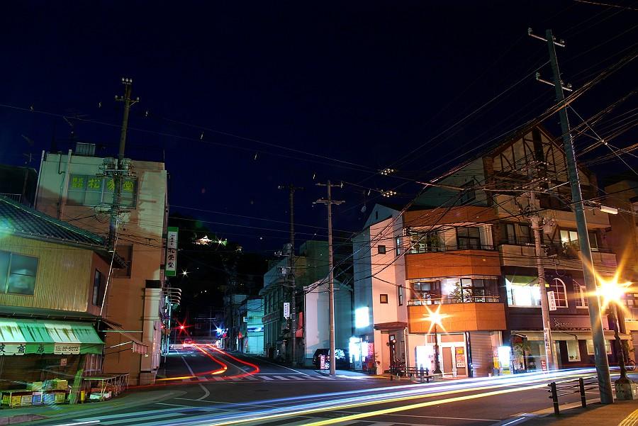 夕暮れの尾道町並み_c0152379_6233742.jpg