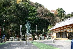 犬鳴山  七寳瀧寺 しっぽうりゅうじ_a0045381_2335748.jpg