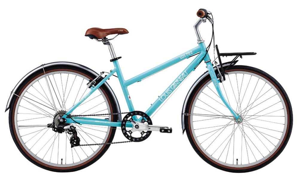 おしゃれな自転車の画像、写真