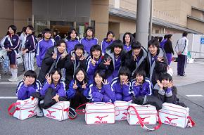 トレーニングリーグ【バレーボール】_d0010630_1354378.jpg