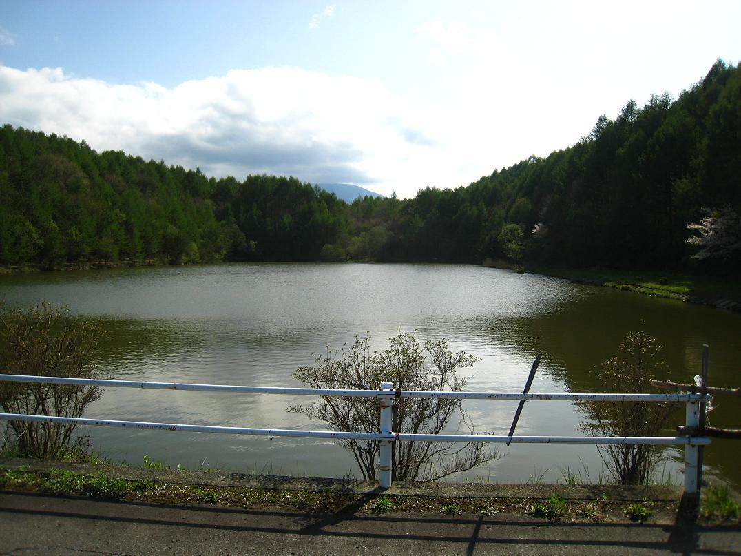 美笹湖の畔(ほとり)-1_a0107574_22292015.jpg