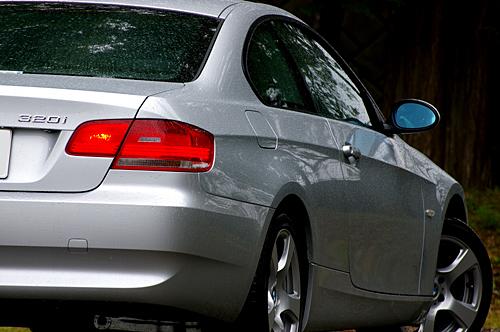 [試乗インプレッション]BMW 320i クーペ(6AT)_a0009562_20111780.jpg