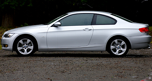 [試乗インプレッション]BMW 320i クーペ(6AT)_a0009562_20112764.jpg