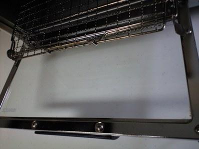 オーブントースターのお掃除_e0123286_1839445.jpg