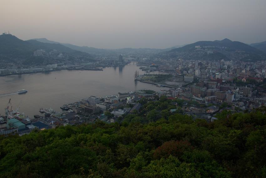 Nagasaki twilight time_b0108109_10443998.jpg