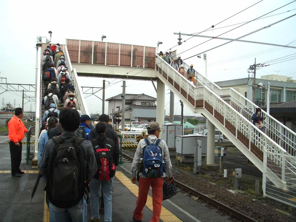 JRさわやかウォーキングで「まちの駅」を巡りました。_f0141310_22414580.jpg