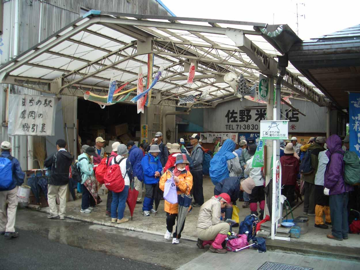 JRさわやかウォーキングで「まちの駅」を巡りました。_f0141310_22425932.jpg