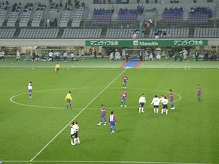 FC東京×柏レイソル J1第12節_c0025217_1141841.jpg