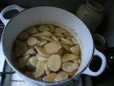 新しょうがを煮ました。_f0159870_0581120.jpg