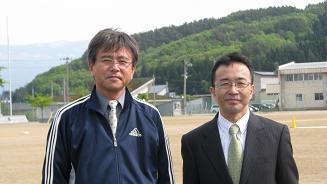 教育長 大河原真樹様、米沢市の副市長就任おめでとうございます_c0075701_21481637.jpg