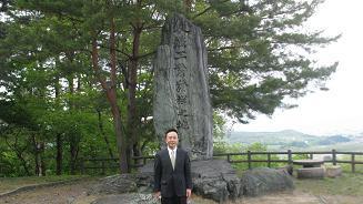 教育長 大河原真樹様、米沢市の副市長就任おめでとうございます_c0075701_21494470.jpg