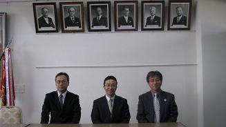 教育長 大河原真樹様、米沢市の副市長就任おめでとうございます_c0075701_2149647.jpg
