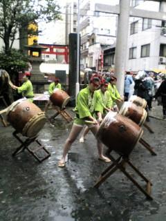 下谷のお祭り最終日_f0073704_23314491.jpg