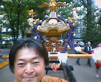 下谷のお祭り最終日_f0073704_23325580.jpg