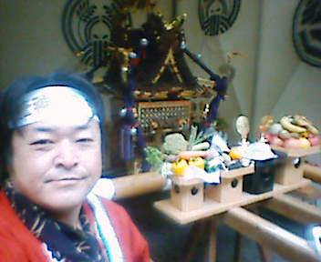 下谷のお祭り最終日_f0073704_2333218.jpg