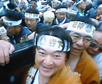 下谷のお祭り最終日_f0073704_2340274.jpg