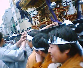 下谷のお祭り最終日_f0073704_23405042.jpg