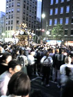 下谷のお祭り最終日_f0073704_2345469.jpg