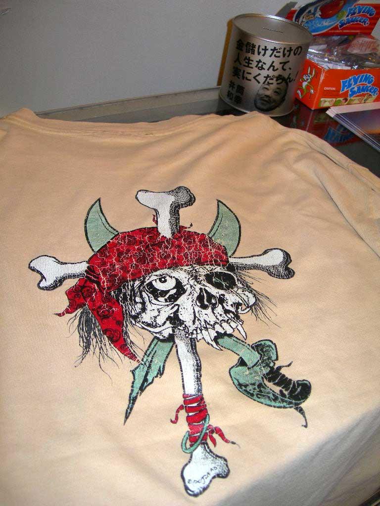 80\'SのゾーラックのTシャツ。_c0078333_2165610.jpg