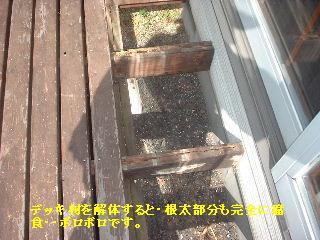 ウッドデッキの改修工事_f0031037_20174537.jpg