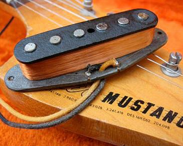 「David\'s Guitar Pickups」の「Mustang用PU」。_e0053731_18543587.jpg