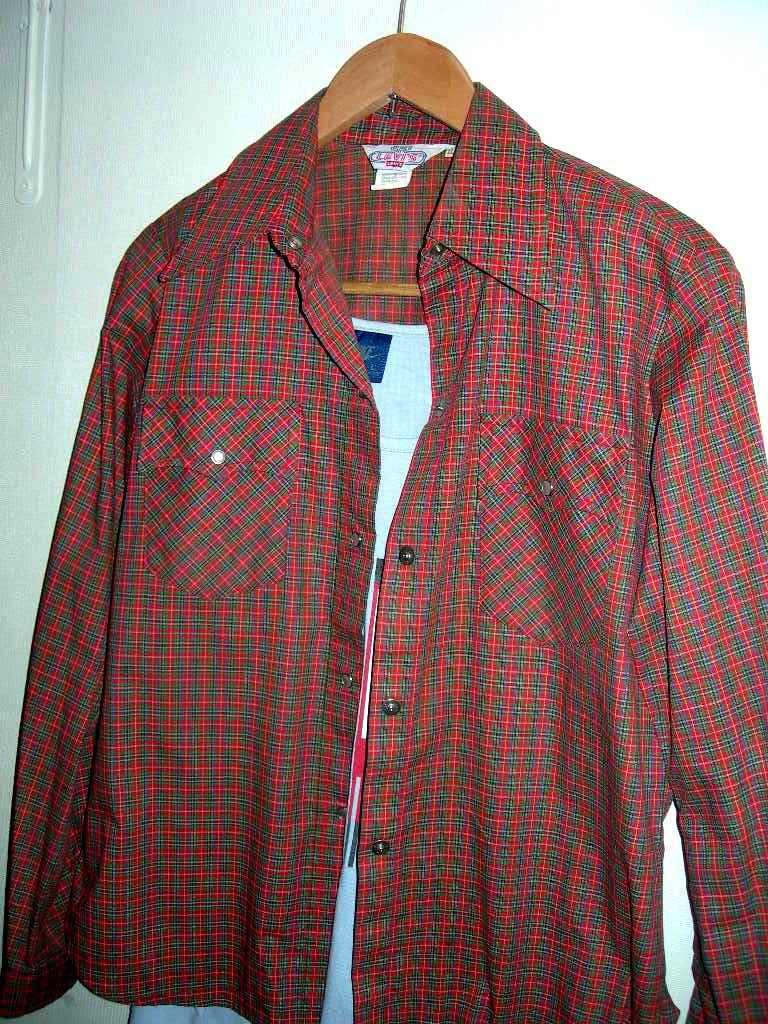 雨用のシャツ。_c0078333_20231291.jpg