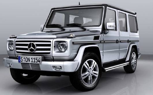 G55 63 65 visionary tokyo for Mercedes benz that looks like a jeep