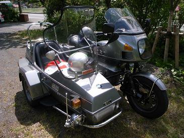 R100RS+サイドカー_d0087595_14383640.jpg