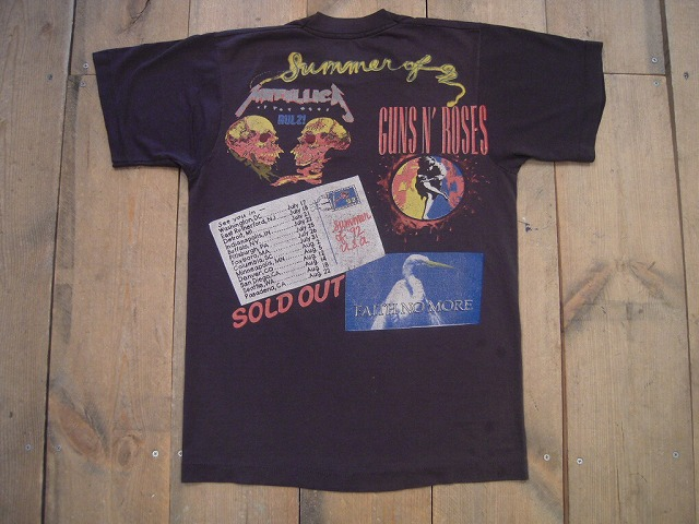 ROCK Tシャツ大量入荷!_d0121303_1520345.jpg