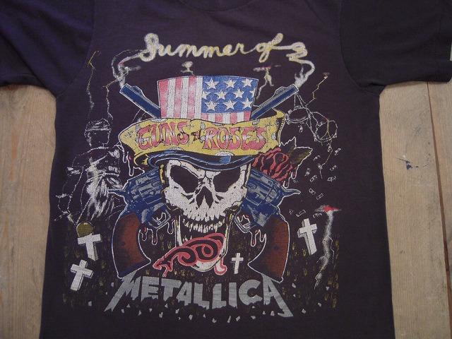 ROCK Tシャツ大量入荷!_d0121303_15204640.jpg