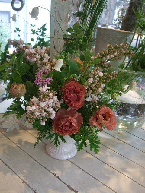 オークリーフ花の教室(阿部さんの作品)_f0049672_17195933.jpg