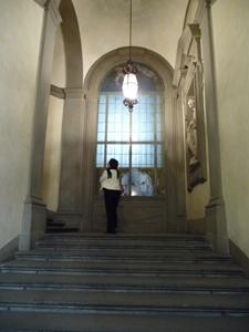 母と歩くフィレンツェ~ジルダおばさんのビストロ_f0106597_3375552.jpg