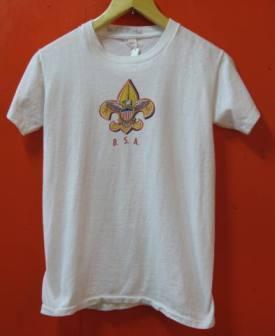 Vintage BOYSCOUT Tshirts!_c0144020_14352255.jpg