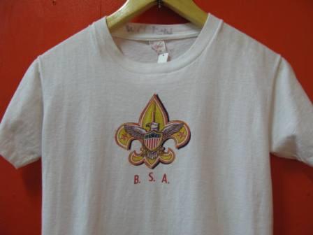 Vintage BOYSCOUT Tshirts!_c0144020_14353494.jpg