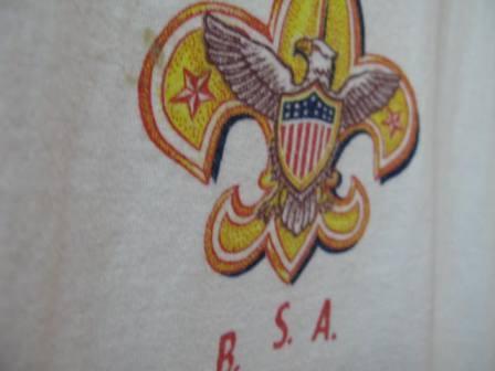 Vintage BOYSCOUT Tshirts!_c0144020_14355189.jpg