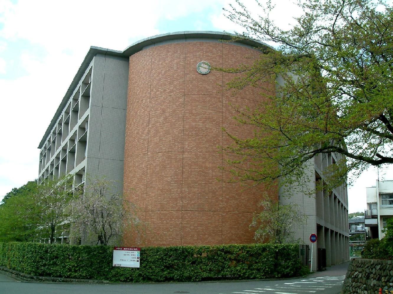 桜美林中学校校舎