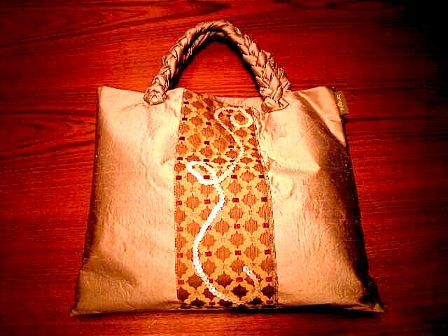 ジムトンプソンの生地を使ったバッグです!_c0157866_2010923.jpg