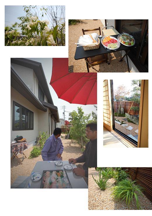 ガーデンパーティー♪_c0154671_0212649.jpg