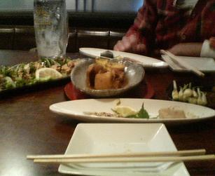 晩餐会 新町にて_b0139281_1232220.jpg
