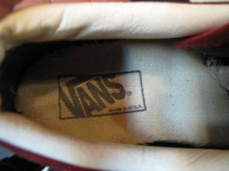 USED VANS MADE IN THE U.S.A! size 9_c0144020_14531866.jpg