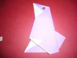 折り紙がんばるSちゃん_f0163730_1233771.jpg