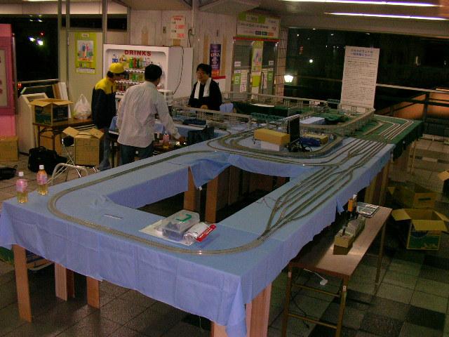阪急レールウェイフェスタ 茨木駅_a0066027_1933268.jpg