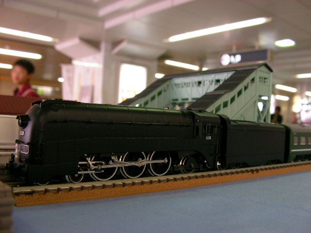 阪急レールウェイフェスタ 茨木駅_a0066027_1939101.jpg