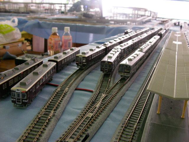 阪急レールウェイフェスタ 茨木駅_a0066027_19403133.jpg