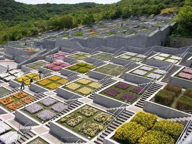 花と緑の空間。_f0045132_1693151.jpg