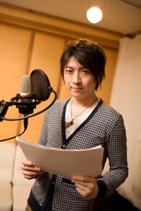 【VitaminX ドラマCD VANQUISH】スペシャル インタビュー!第4弾_e0025035_8114971.jpg