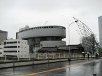 甲子園観戦旅行2008その5~大阪市立科学館「プラネタリウム」_c0060651_12574010.jpg