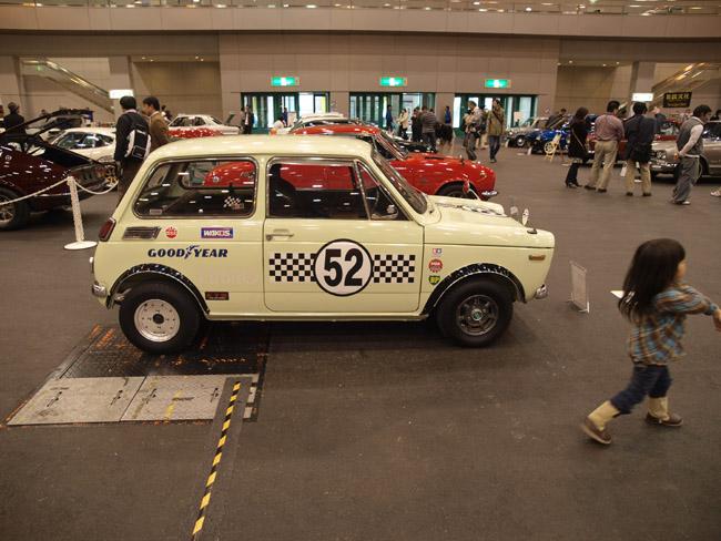 Shizuoka Nostalgic Car Festival 2008 その10 Nッコロ_d0068664_1056933.jpg